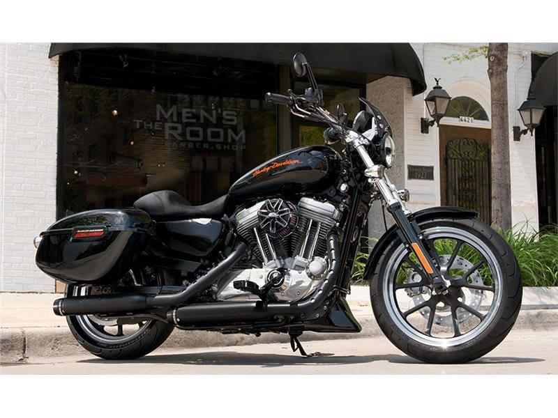 2015 Harley-Davidson SuperLow® in Salina, Kansas