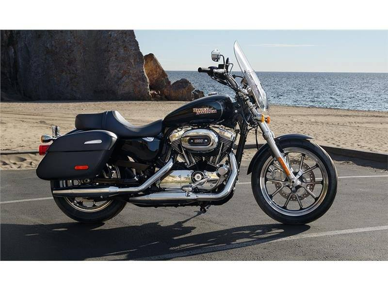2015 Harley-Davidson SuperLow® 1200T in Mankato, Minnesota