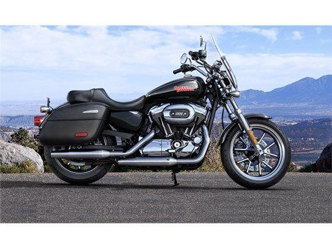 2015 Harley-Davidson SuperLow® 1200T in Traverse City, Michigan