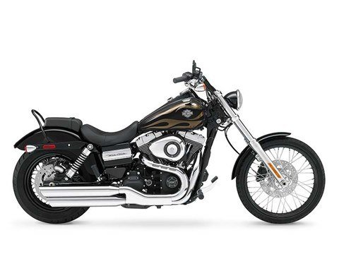 2015 Harley-Davidson Wide Glide® in Junction City, Kansas