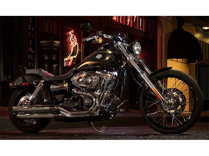 2015 Harley-Davidson Wide Glide® in Scott, Louisiana - Photo 12