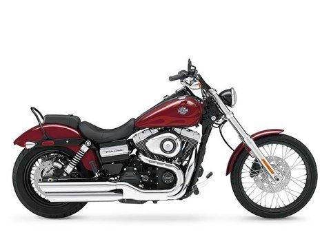 2015 Harley-Davidson Wide Glide® in Broadalbin, New York