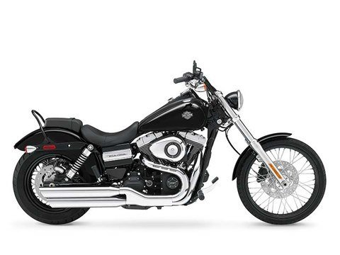 2015 Harley-Davidson Wide Glide® in Richmond, Indiana