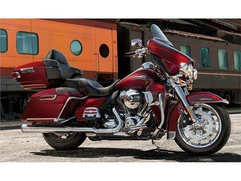2015 Harley-Davidson Electra Glide® Ultra Classic® in Mankato, Minnesota