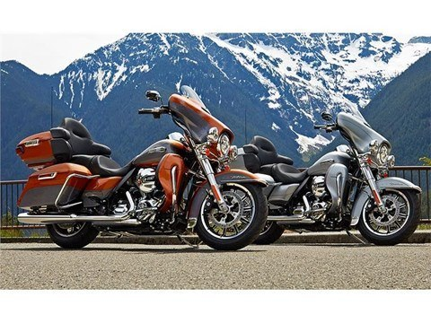 2015 Harley-Davidson Electra Glide® Ultra Classic® Low in Kokomo, Indiana - Photo 3
