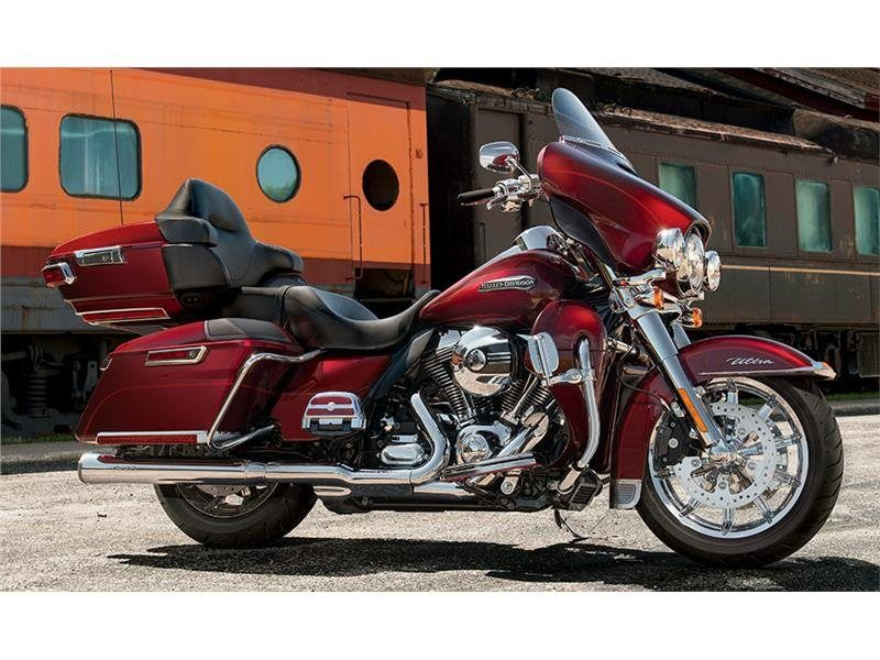 2015 Harley-Davidson Electra Glide® Ultra Classic® Low in Kokomo, Indiana - Photo 5