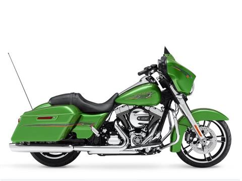 2015 Harley-Davidson Street Glide® in Tyrone, Pennsylvania - Photo 1
