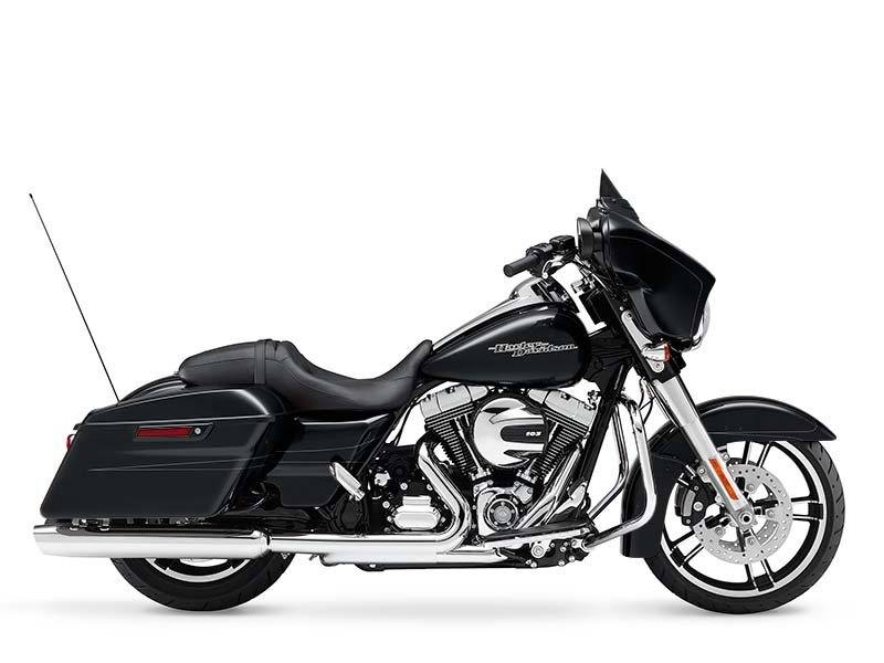 2015 Harley-Davidson Street Glide® Special in Traverse City, Michigan