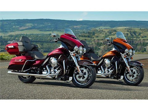 2015 Harley-Davidson Ultra Limited Low in Monroe, Michigan - Photo 2