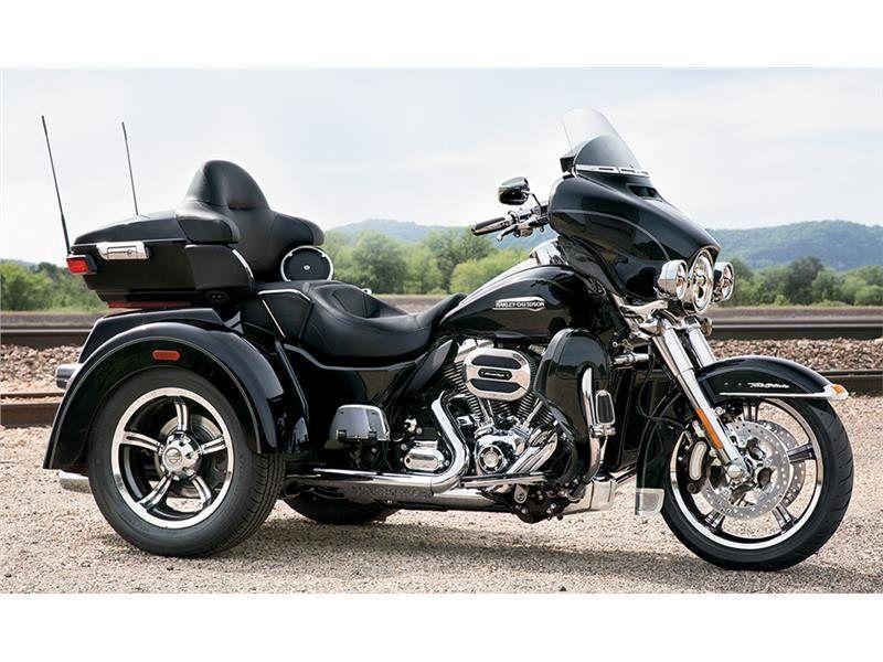 The 2016 Harley Davidson Tri Glide Ultra Provides Three: Used 2015 Harley-Davidson Tri Glide® Ultra Trikes In