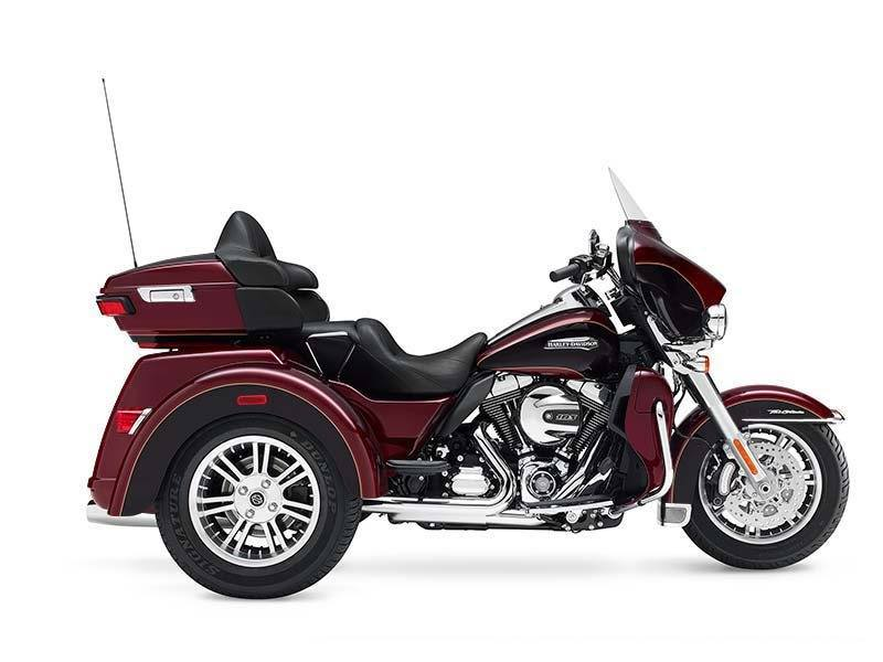 2015 Harley-Davidson Tri Glide® Ultra in Sunbury, Ohio - Photo 16