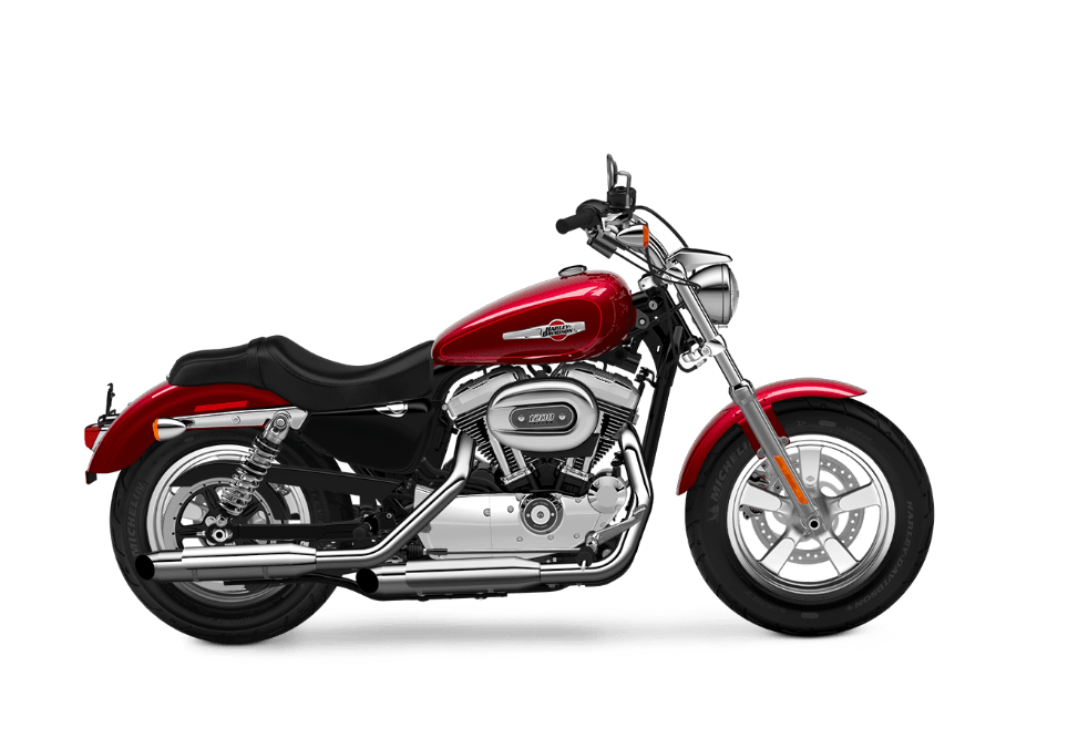 2016 Harley-Davidson 1200 Custom in Columbia, Tennessee