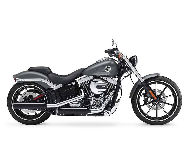 2016 Harley-Davidson Breakout® in Norfolk, Virginia - Photo 1
