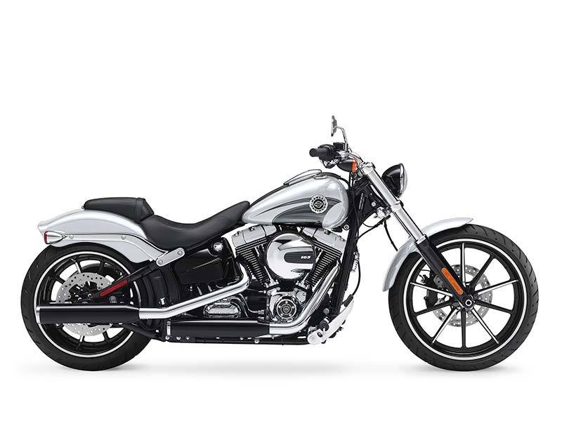 2016 Harley-Davidson Breakout® in Rothschild, Wisconsin