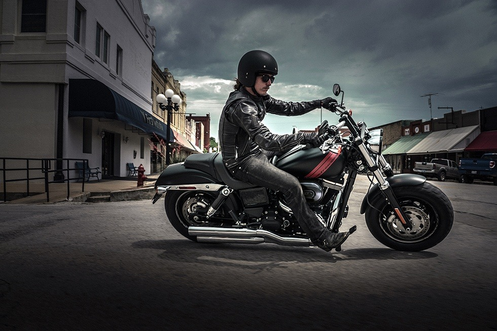 2016 Harley-Davidson Fat Bob® in Osceola, Iowa