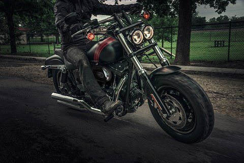 2016 Harley-Davidson Fat Bob® in Broadalbin, New York