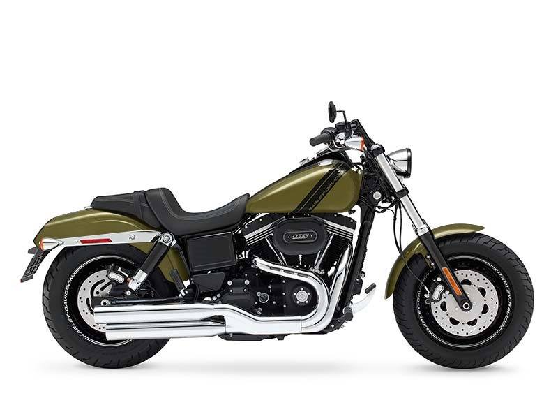 2016 Harley-Davidson Fat Bob® in Columbia, Tennessee