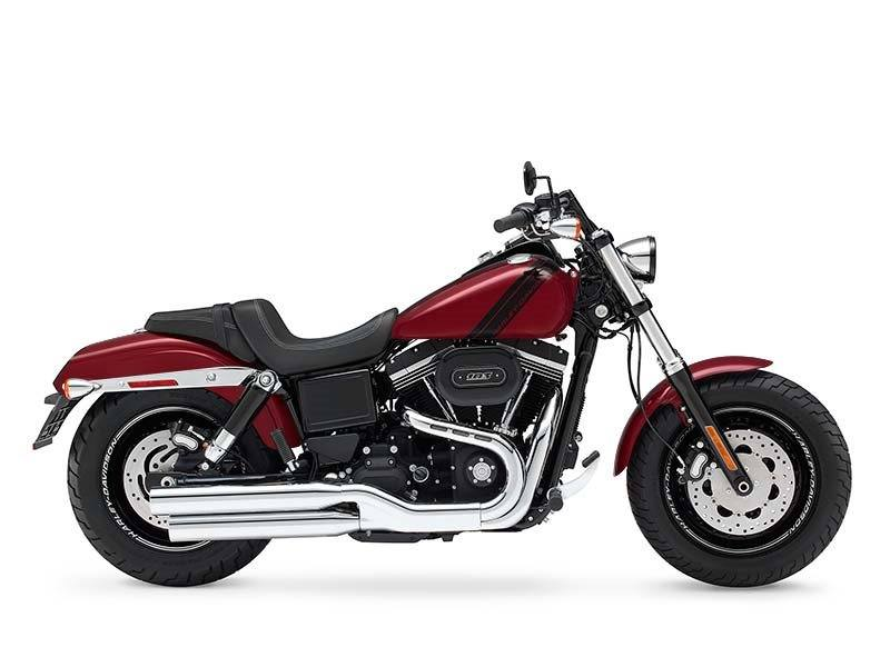 2016 Harley-Davidson Fat Bob® in Mentor, Ohio