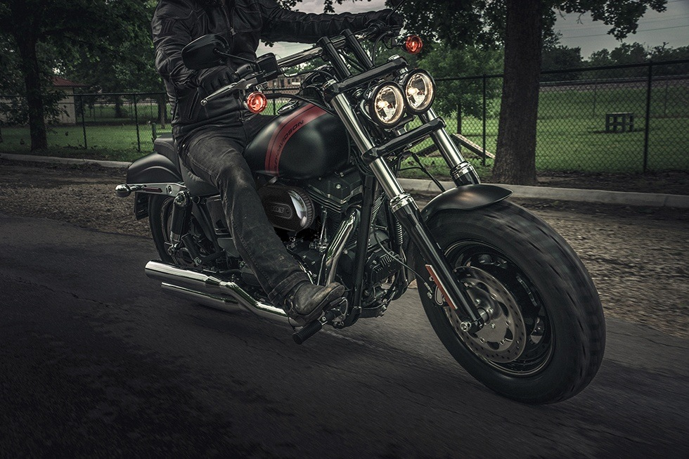 2016 Harley-Davidson Fat Bob® in New York Mills, New York