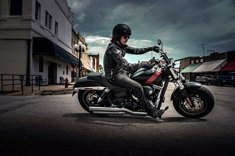 2016 Harley-Davidson Fat Bob® in Pittsfield, Massachusetts