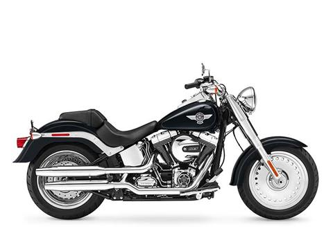 2016 Harley-Davidson Fat Boy® in Richmond, Indiana