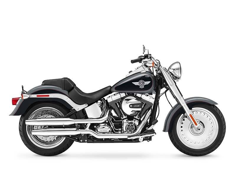 2016 Harley-Davidson Fat Boy® in Gaithersburg, Maryland