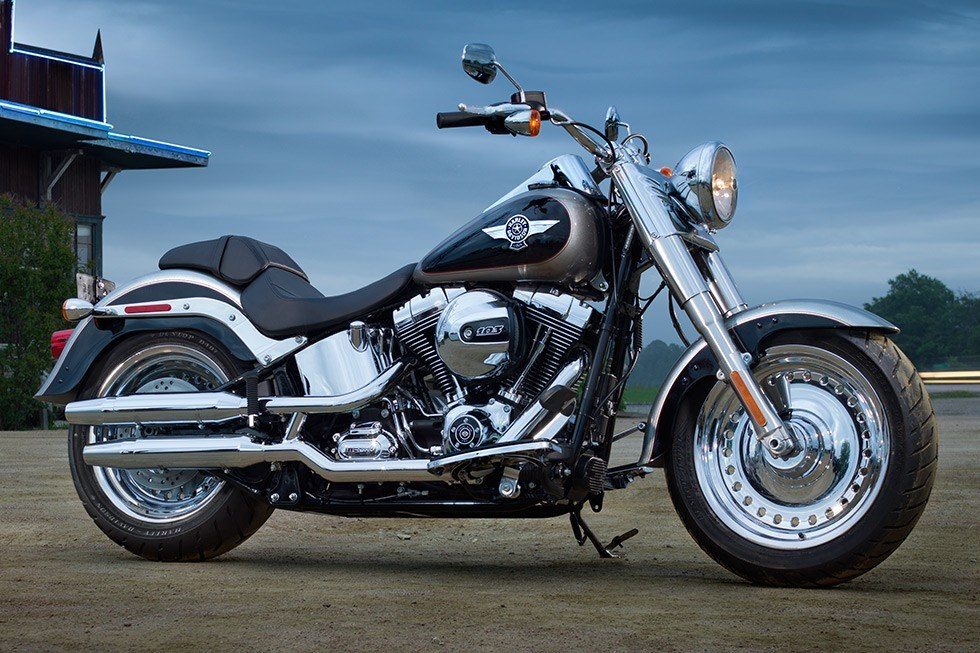 2016 Harley-Davidson Fat Boy® in Riverhead, New York