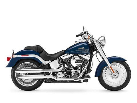 2016 Harley-Davidson Fat Boy® in Rothschild, Wisconsin