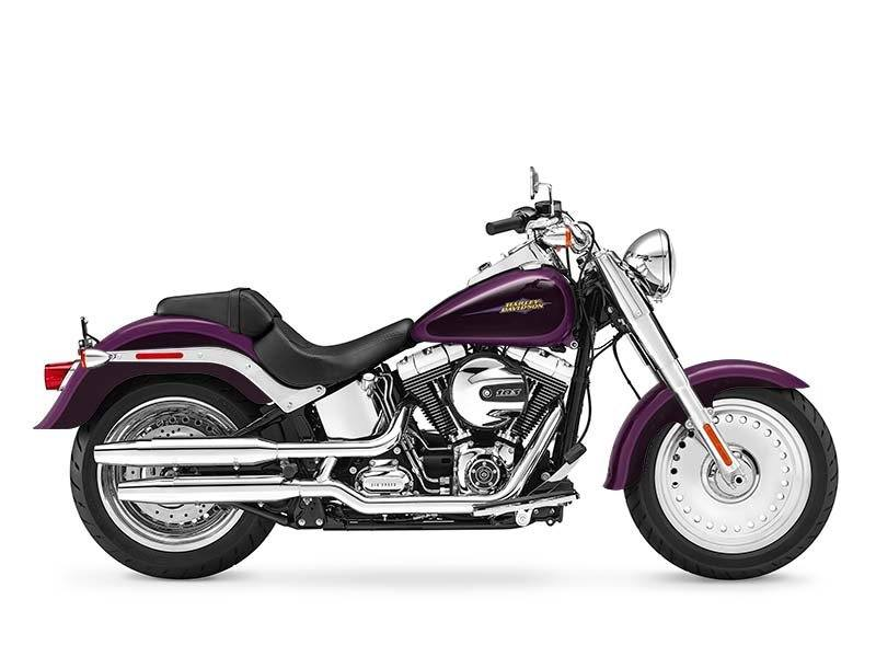 2016 Harley-Davidson Fat Boy® in Mentor, Ohio