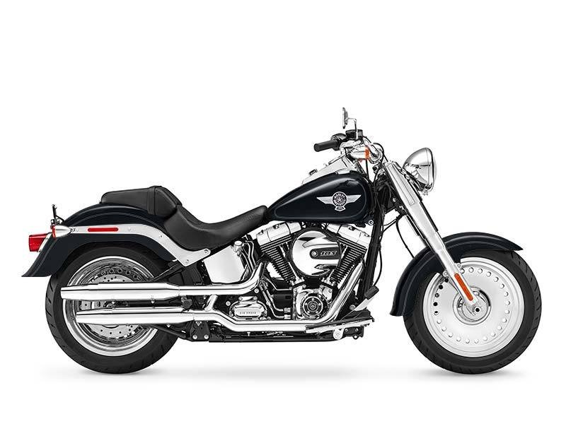 2016 Harley-Davidson Fat Boy® in Dimondale, Michigan