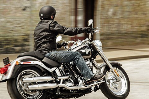 2016 Harley-Davidson Fat Boy® in Waterford, Michigan