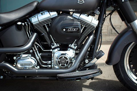 2016 Harley-Davidson Fat Boy® Lo in Green River, Wyoming