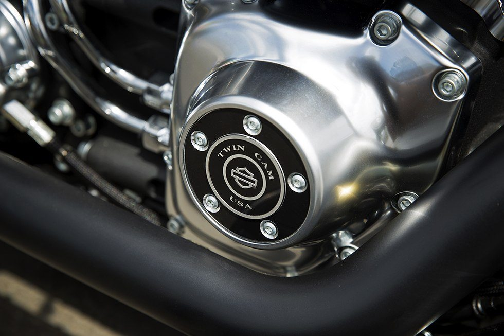 2016 Harley-Davidson Fat Boy® Lo in Marquette, Michigan
