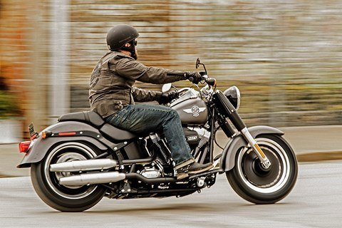 2016 Harley-Davidson Fat Boy® Lo in Johnstown, Pennsylvania