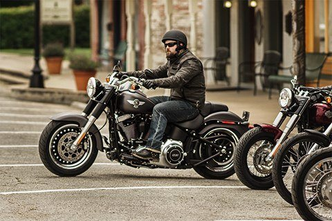 2016 Harley-Davidson Fat Boy® Lo in Davenport, Iowa