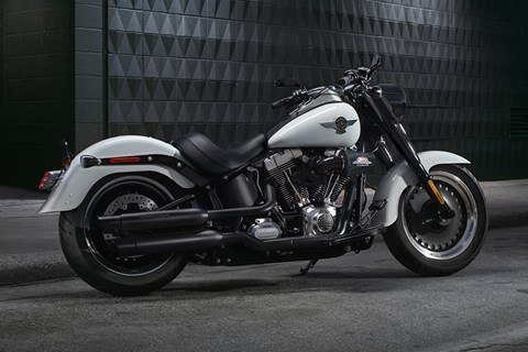 2016 Harley-Davidson Fat Boy® Lo in Sheboygan, Wisconsin