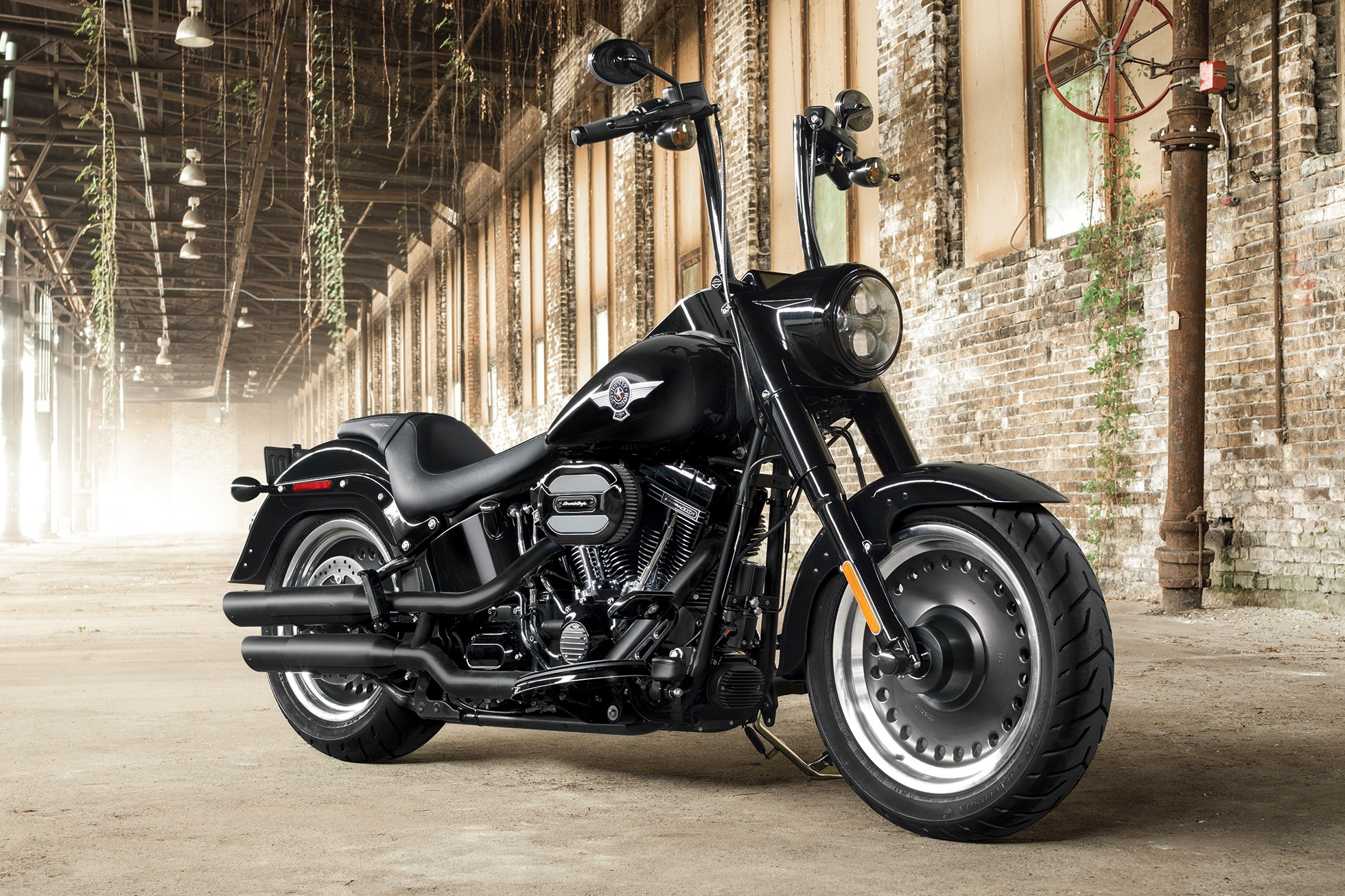 2016 Harley-Davidson Fat Boy® S in Riverhead, New York