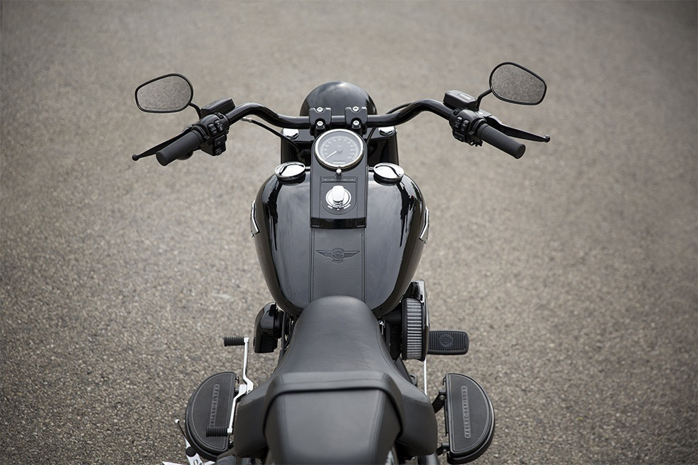 2016 Harley-Davidson Fat Boy® S in South Charleston, West Virginia