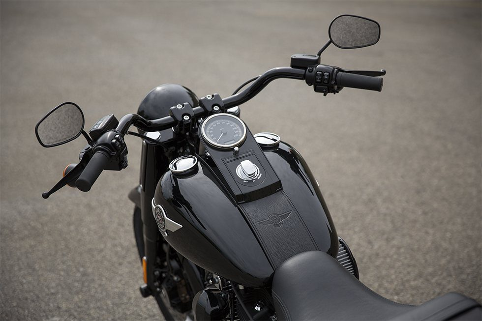 2016 Harley-Davidson Fat Boy® S in Osceola, Iowa
