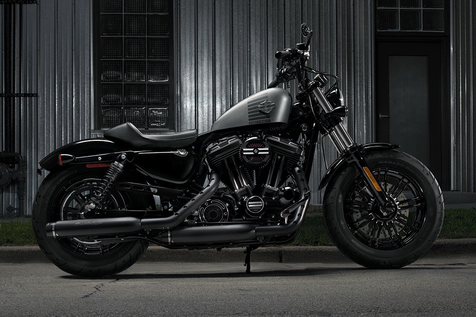 2016 Harley-Davidson Forty-Eight® in Marquette, Michigan