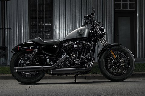 2016 Harley-Davidson Forty-Eight® in Gaithersburg, Maryland