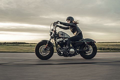 2016 Harley-Davidson Forty-Eight® in Sunbury, Ohio