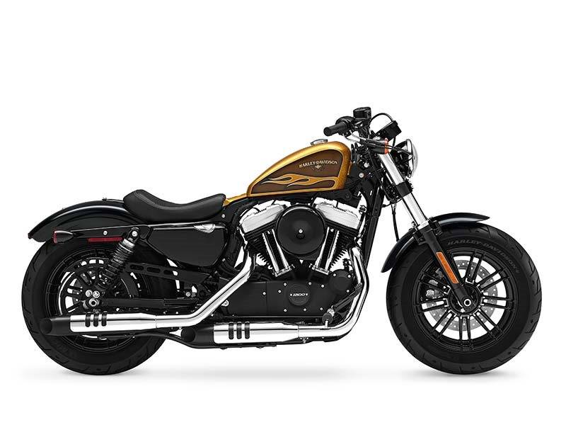 2016 Harley-Davidson Forty-Eight® in Waterford, Michigan