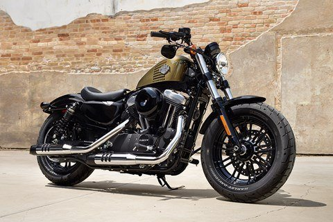 2016 Harley-Davidson Forty-Eight® in Johnstown, Pennsylvania