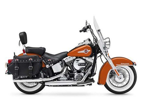 2016 Harley-Davidson Heritage Softail® Classic in Green River, Wyoming