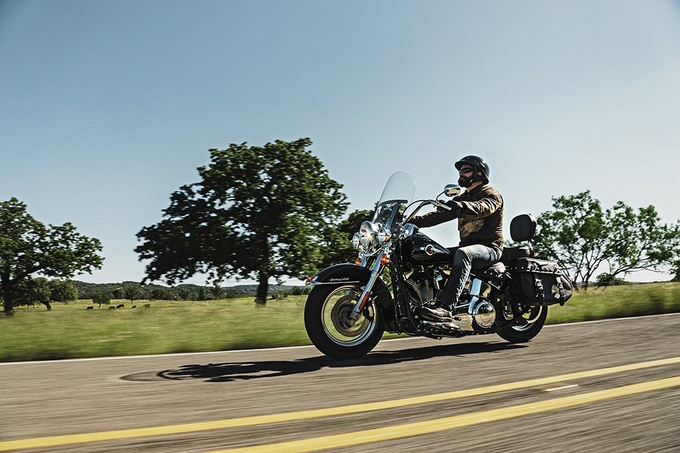 2016 Harley-Davidson Heritage Softail® Classic in Broadalbin, New York