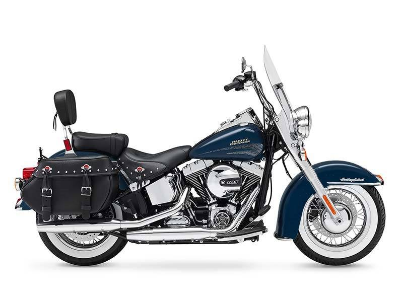 2016 Harley-Davidson Heritage Softail® Classic in Pittsfield, Massachusetts