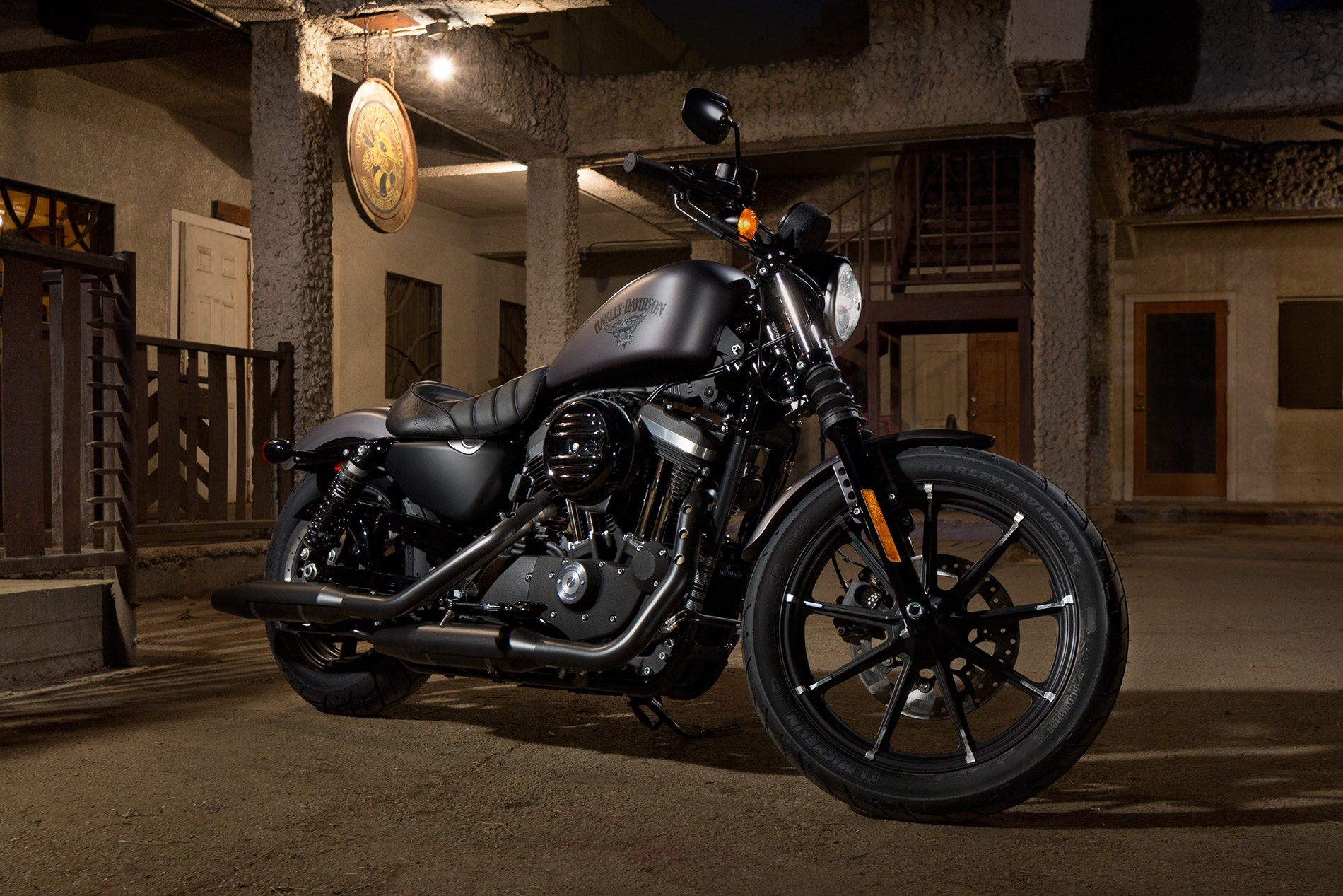 2016 Harley-Davidson Iron 883™ in Marietta, Ohio - Photo 2