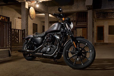 2016 Harley-Davidson Iron 883™ in Branford, Connecticut