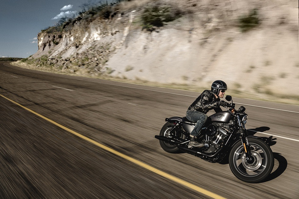 2016 Harley-Davidson Iron 883™ in Broadalbin, New York